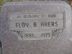 Floy B. Akers