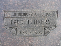 Fred M. Akers
