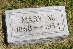 Mary M Harned