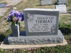 Gerald Lee Thomas