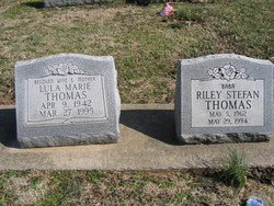 Lula Marie <i>Adams</i> Thomas