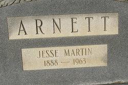Jesse Martin Arnett
