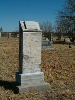 Mary Jane <i>Miller</i> Stephens