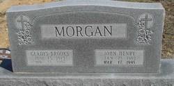 Flora Gladys <i>Brooks</i> Morgan
