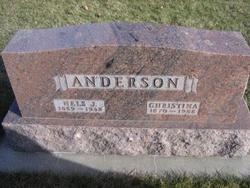 Nels J. Anderson