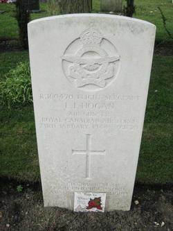 Flight Sergeant ( Air Gnr. ) Leonard Hogan