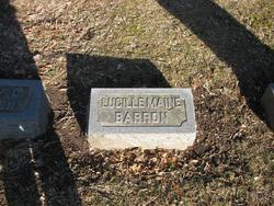 Lucille <i>Maine</i> Barron