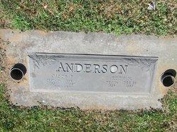 Ruth May <i>Hutson</i> Anderson