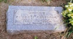 Clara L <i>Stevenson</i> Greening