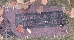 Amanda A Fitch