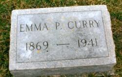 Emma Pauline <i>Schultz</i> Curry