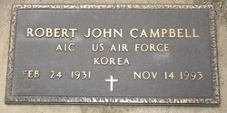 Robert John Campbell