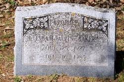 Isham Alvin Baker