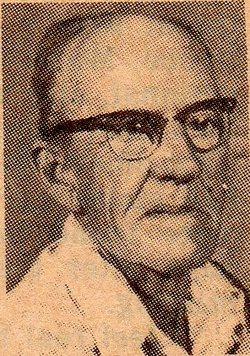 Doc Harvey Walker