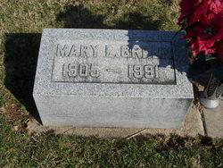 Mary E <i>Patton</i> Green