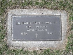 STM. Richard Royce Waller