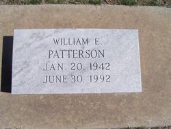 William Ellis Patterson