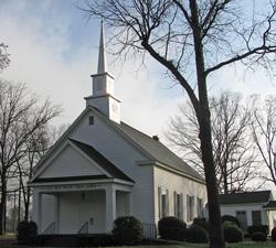 Flat Rock Baptist Church Cemetery