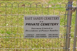 East Sandy Cemetery