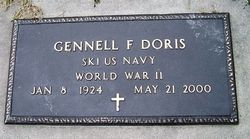 Gennell F. <i>Pearce</i> Doris