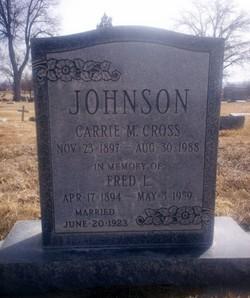Fred Leroy Johnson
