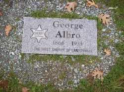 George Albro