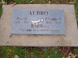 David Albro
