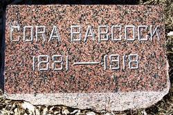 Cora Babcock