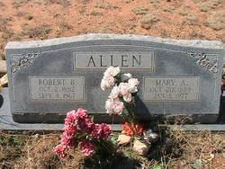 Mary Adeline Madie <i>Gaston</i> Allen