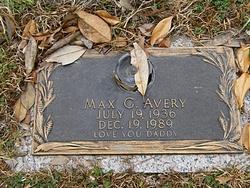 Max George Avery