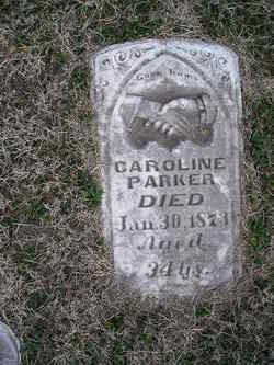 Caroline <i>Atkinson</i> Parker