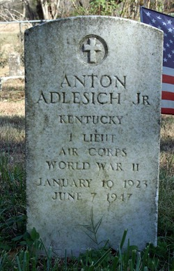 Anton Adlesich, Jr.