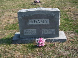 Nora Edith <i>Brake</i> Adams