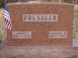 Landis V. Pressler