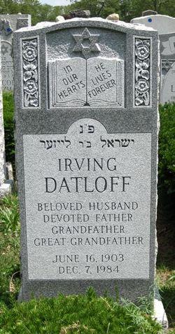 Irving Datloff