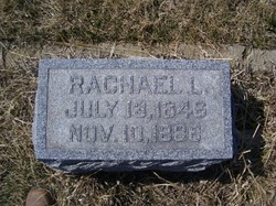 Rachel L <i>Wolf</i> Burrows