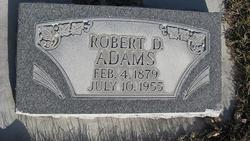 Robert Daniel Adams