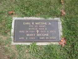 Earl R Micone, Jr