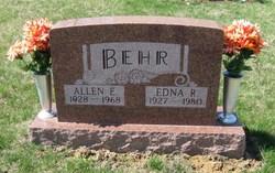 Edna Rosalie <i>Brett</i> Behr