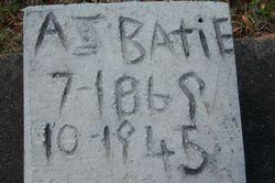 A. J. Batie