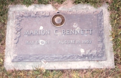 Marion Cardwell Luck Bennett