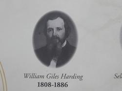 Gen William Giles Harding