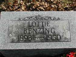 Lottie Benzing