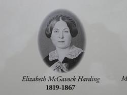 Elizabeth I <i>McGavock</i> Harding