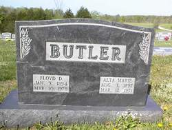 Alta Marie <i>Keithley</i> Butler
