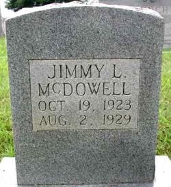 Jimmy L. McDowell