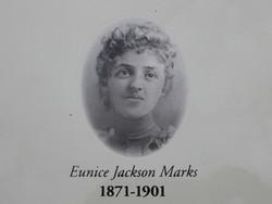 Eunice <i>Jackson</i> Marks