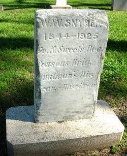 W. W. Snyder