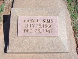 Mary L. Sims