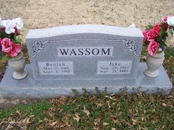 Beulah Wassom
